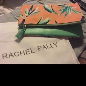 Rachel Pally reversible clutch (never used)